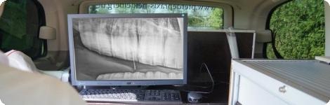 mobiles Röntgen